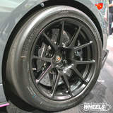 Anthony Taylor's 2000whp Twin Turbo Lamborghini Gallardo on Forgeline One Piece Forged Monoblock GS1R Wheels