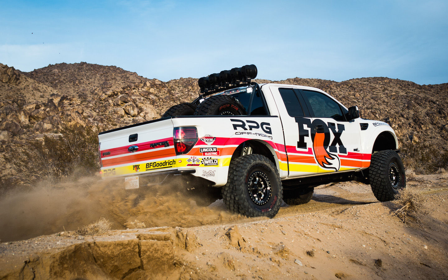 2013 Ford Raptor | Fox RPG Off-Road Raptor