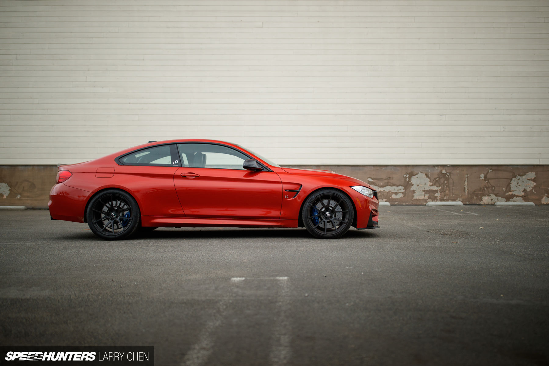 2017 BMW M4 | Dinan Engineering's BMW S2 M4 on Forgeline One Piece Forged Monoblock GA1R Wheels