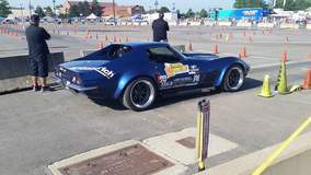 Corvette Stingray on Forgeline GA3R Wheels