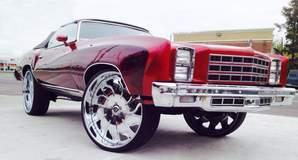 1975 Chevy Monete Carlo