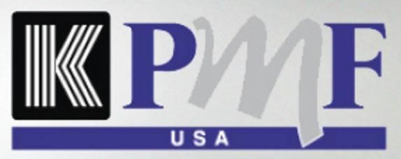KPMF USA Premium Wrap Film – Matte White with Gloss Black