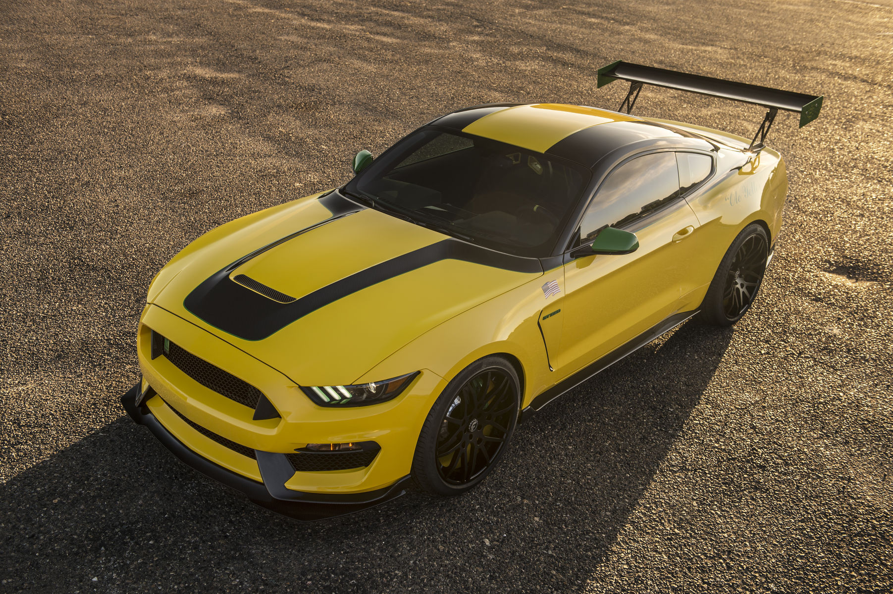 2017 Ford GT350 |