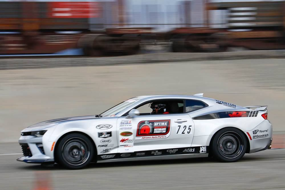 2017 Chevrolet Camaro | Jordan Priestley Wins NMCA West Hotchkis Autocross 2016 Season Championship in the JDP Motorsports 6th Gen Camaro SS on Forgeline GA3 Wheels