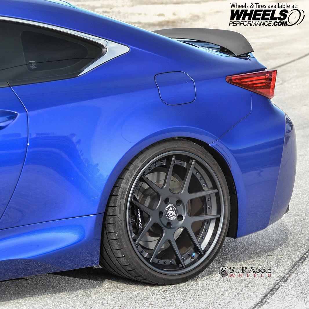 Lexus IS F   Strasse Forged SM5-SC Concave