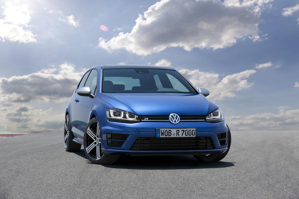 2014 Volkswagen Golf R | VW Golf R