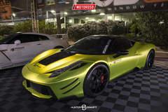 Prior Design Ferrari 458 Italia - SEMA 2016