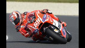 2013 MotoGP - Philip Island - Hayden