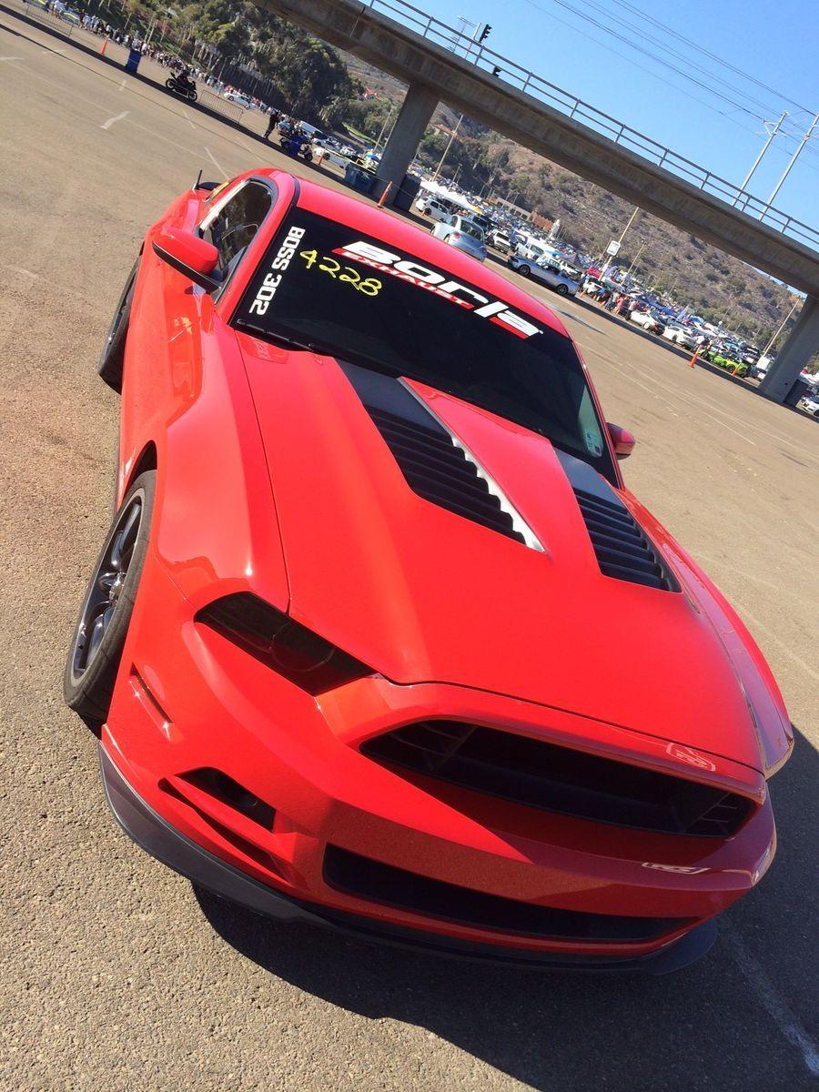2013 Ford Mustang | Borla Boss 302 Mustang