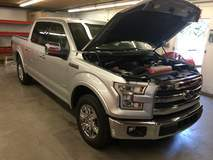 '15 F-150 SuperCrew by CGS
