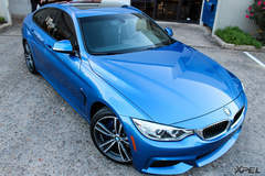 BMW 428i M-Sport with XPEL ULTIMATE