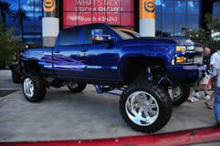 American Force Wheels SEMA 2015 - Chevrolet Truck