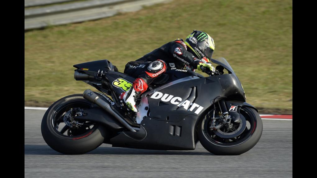 2014 Ducati  | 2014 MotoGP Testing - Sepang - Crutchlow
