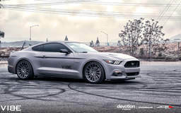'15 Ford Mustang GT - Donut Marks