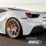 Strasse Forged SM5R-FS Deep Concave