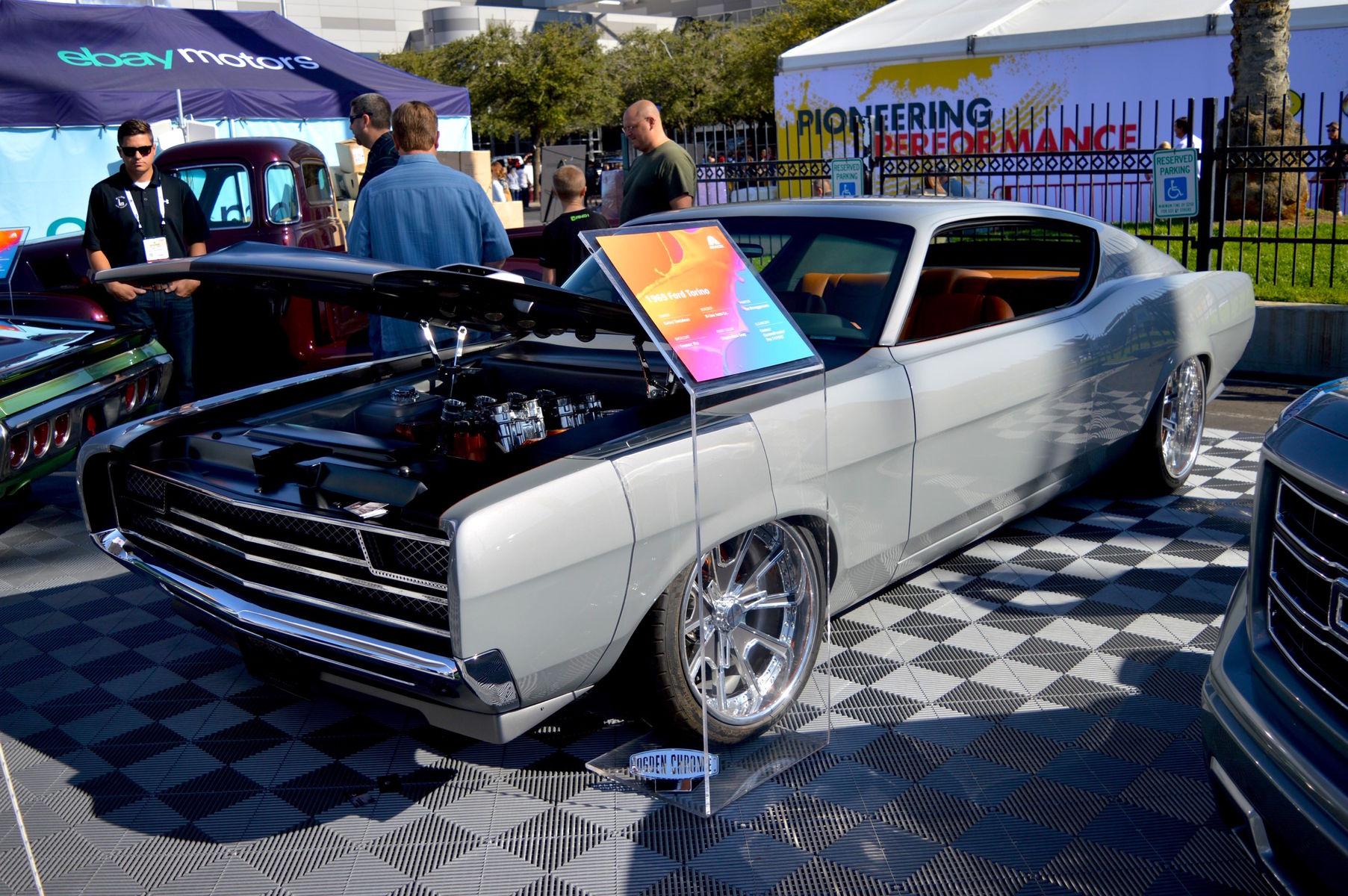 1969 Ford  | Carlos' B-Line Auto