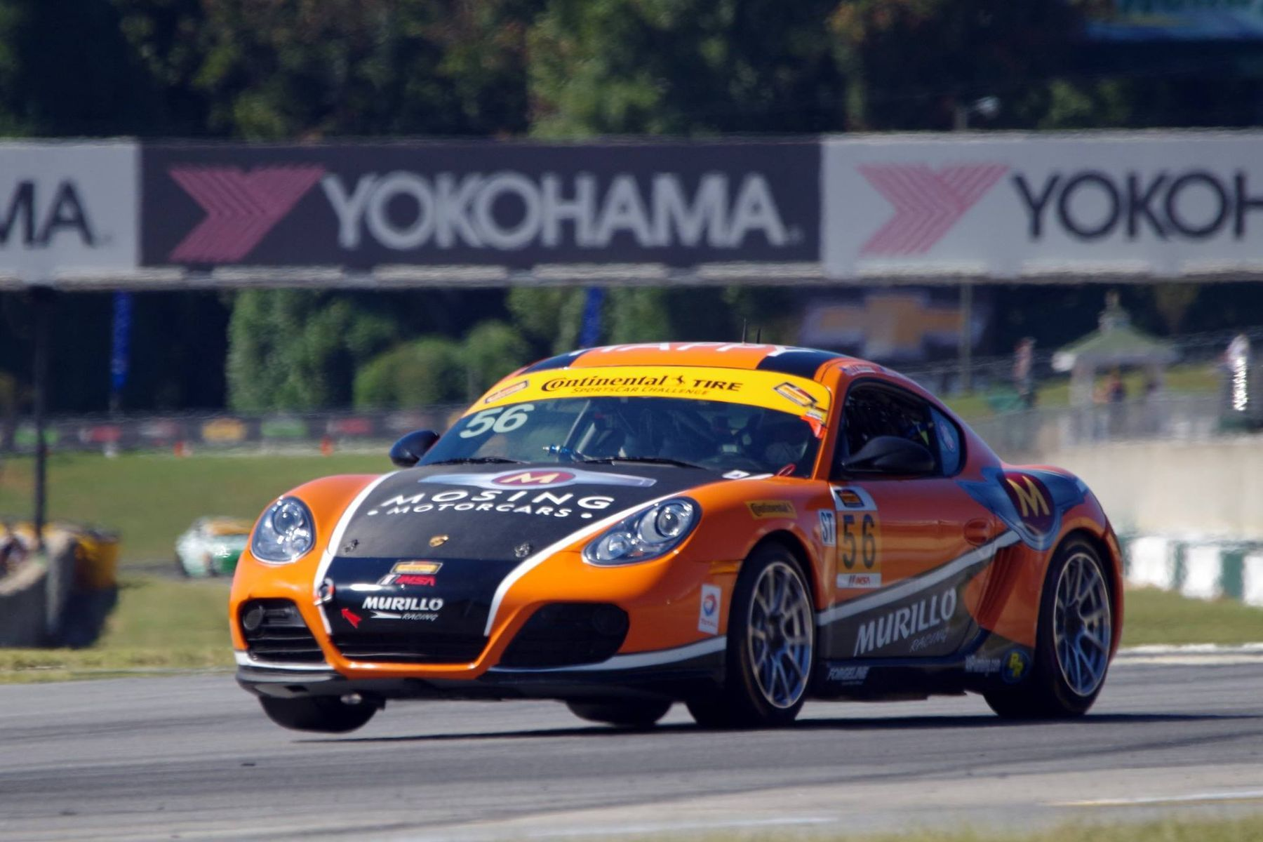 2016 Porsche Cayman | Testimonial Tuesday: Murillo Racing's Forgeline GS1R Takes a Licking and Keeps on Ticking at Road Atlanta