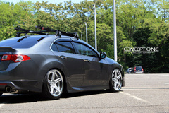 '12 Acura TSX on Concept One CS55's