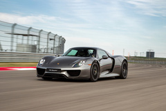 '15 Porsche 918 Spyder at COTA