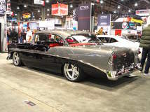Throwback Thursday to SEMA 2015 and the Chris Holstrom Concepts '56 Chevy Bel Air on Forgeline CF3C Wheels