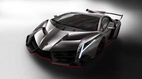 2015 Lamborghini Veneno