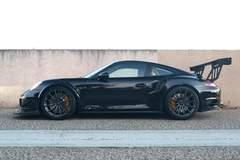 BBi Autosport Porsche 991 Turbo Street Cup on Forgeline One Piece Forged Monoblock GT1 Wheels