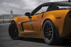 Cris G's JCG Restoration & Customs C6 Corvette on Forgeline ZX3R Wheels