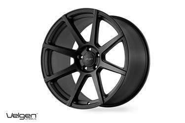 Velgen Wheels VMB8 Satin Black