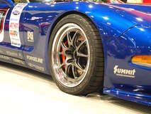 Danny Popp's RAFT Motorsports C5 Z06 on Forgeline GA3R Wheels