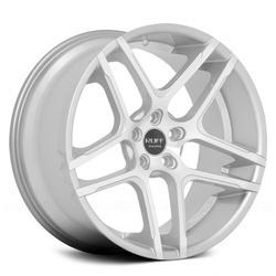 Ruff Racing Wheels R954 Silver