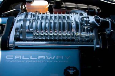 2008 Chevrolet Corvette | 2008 Callaway C16 Speedster