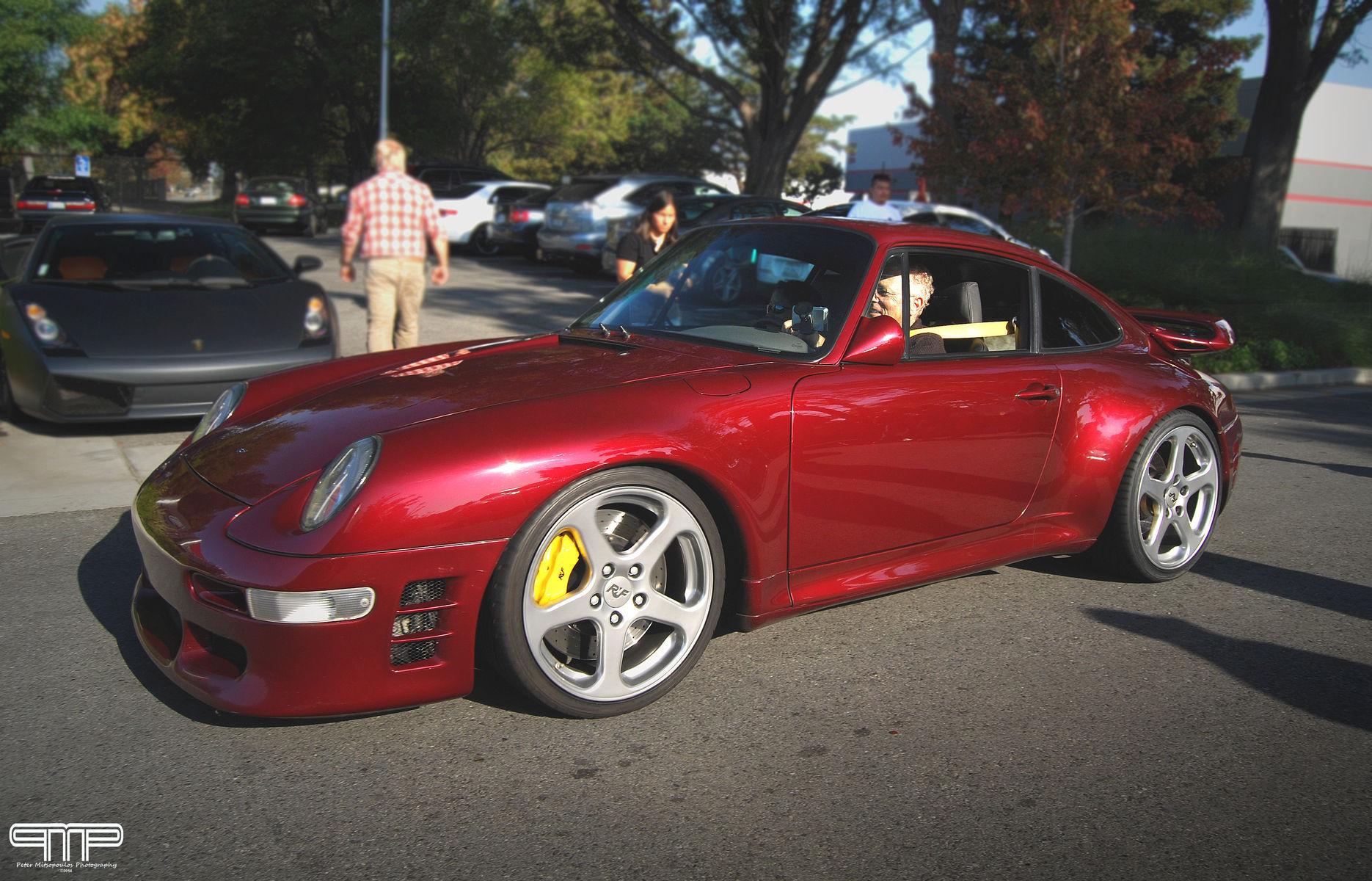 Porsche 911 | Porsche 993 Ruf