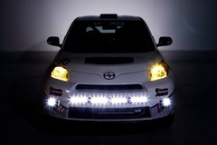 2013 Scion xD Racing Rally Car