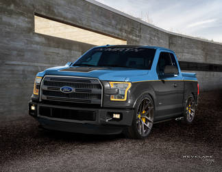 2015 Ford F-150 | '15 F-150 SuperCrew EcoBoost