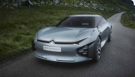 2018 Cadillac  | Citroen Cxperience Concept