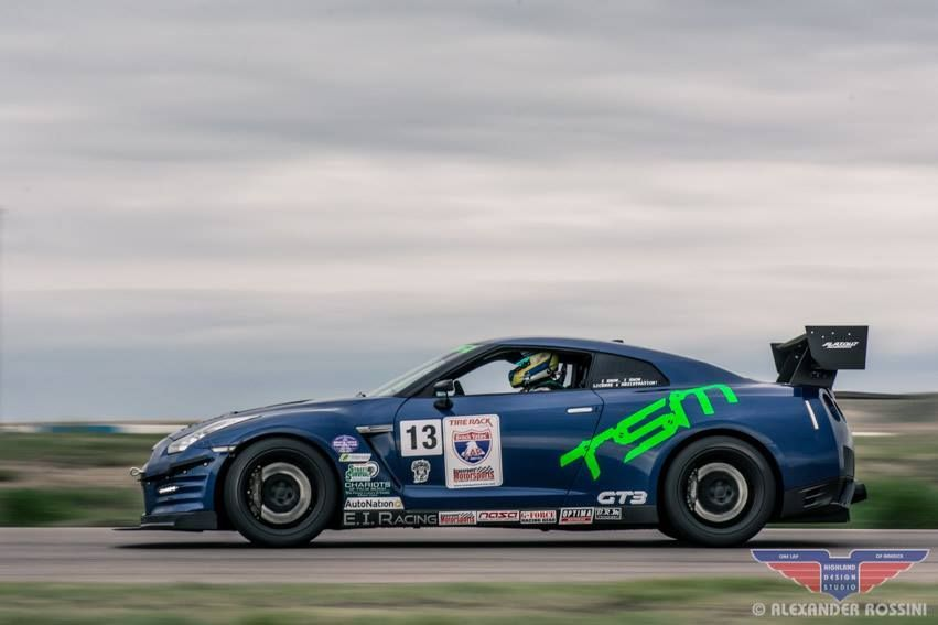 Nissan GT-R | 2015 One Lap of America
