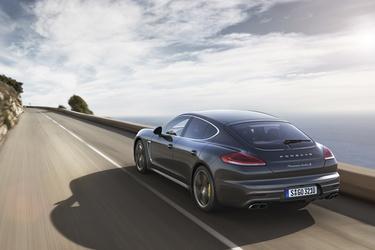 2014 Porsche Panamera   '14 Porsche Panamera Turbo S Executive Edition