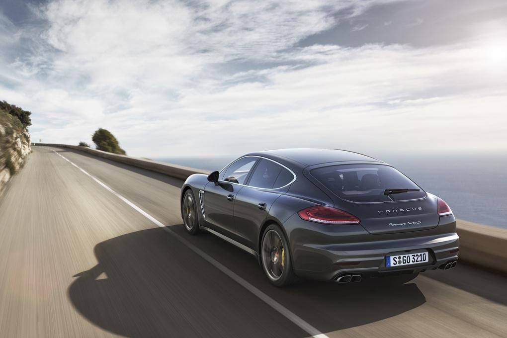 2014 Porsche Panamera | '14 Porsche Panamera Turbo S Executive Edition