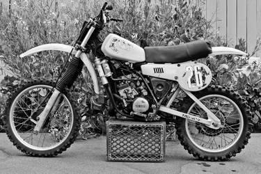 1981 Yamaha  | Vintage YZ125