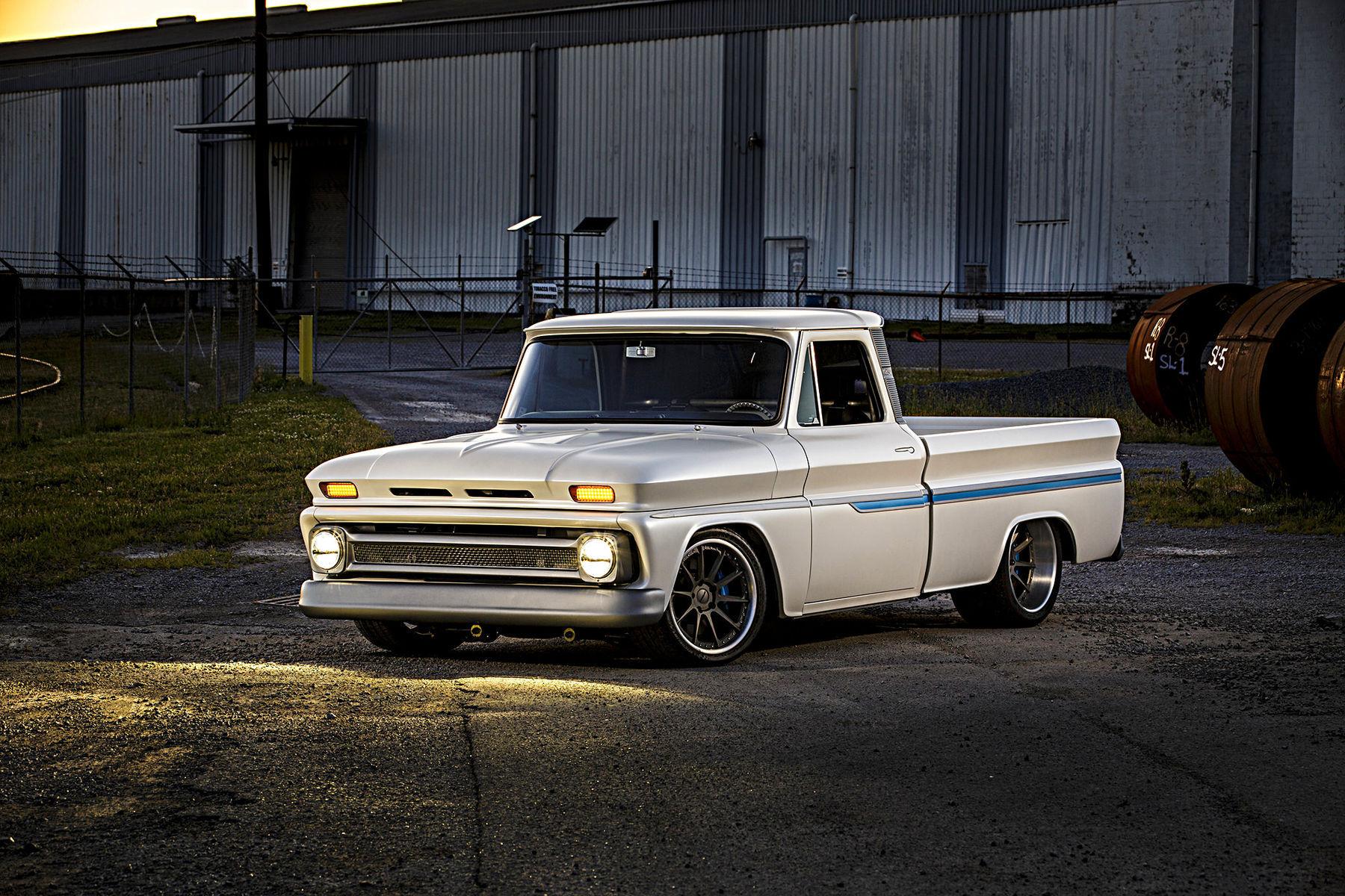 1966 Chevrolet C-10 | James Otto's