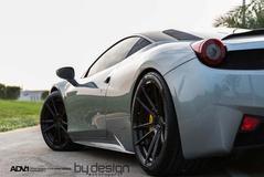 '13 Ferrari 458 Italia on ADV.1's