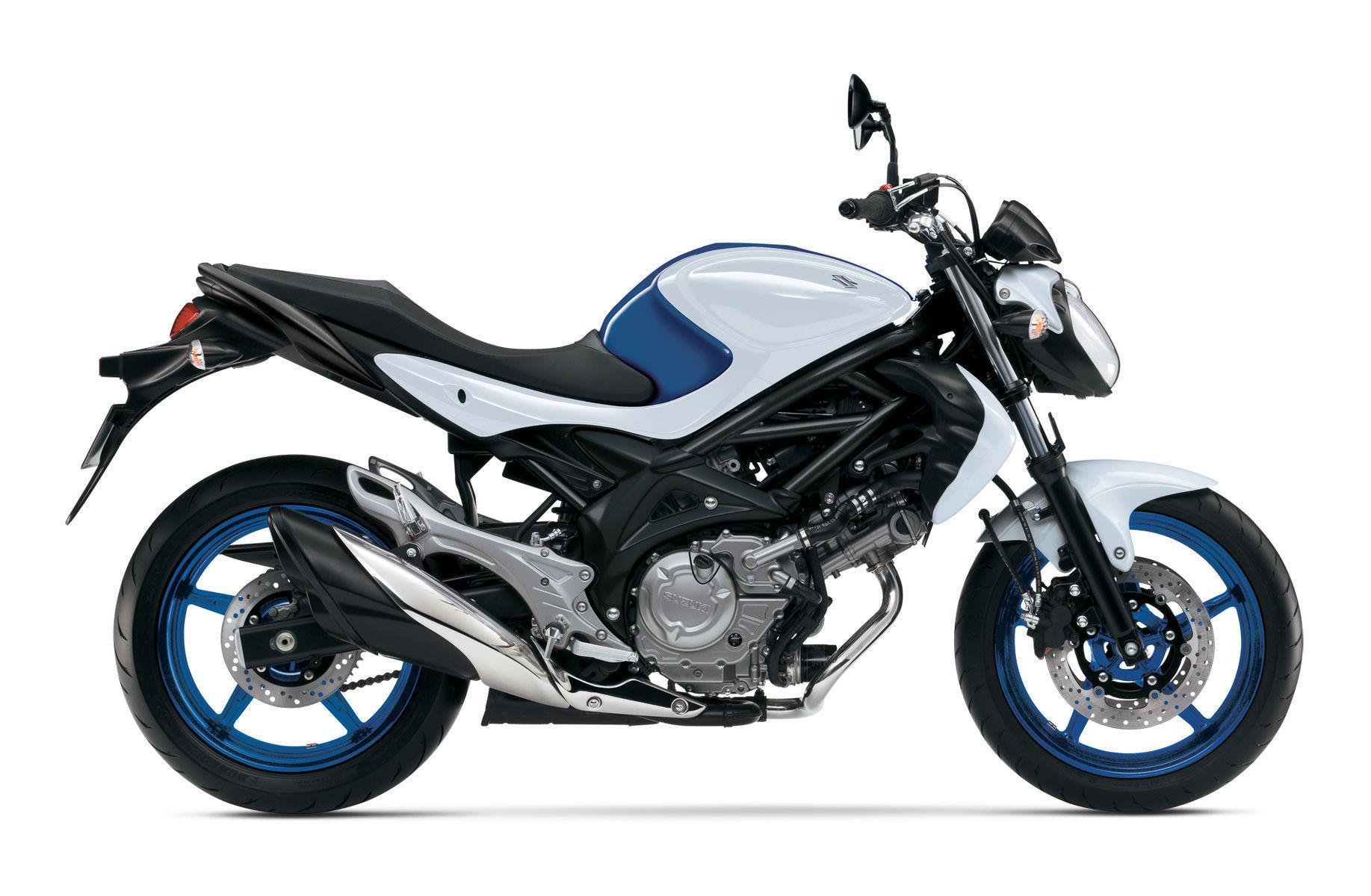2015 Suzuki  | SFV 650