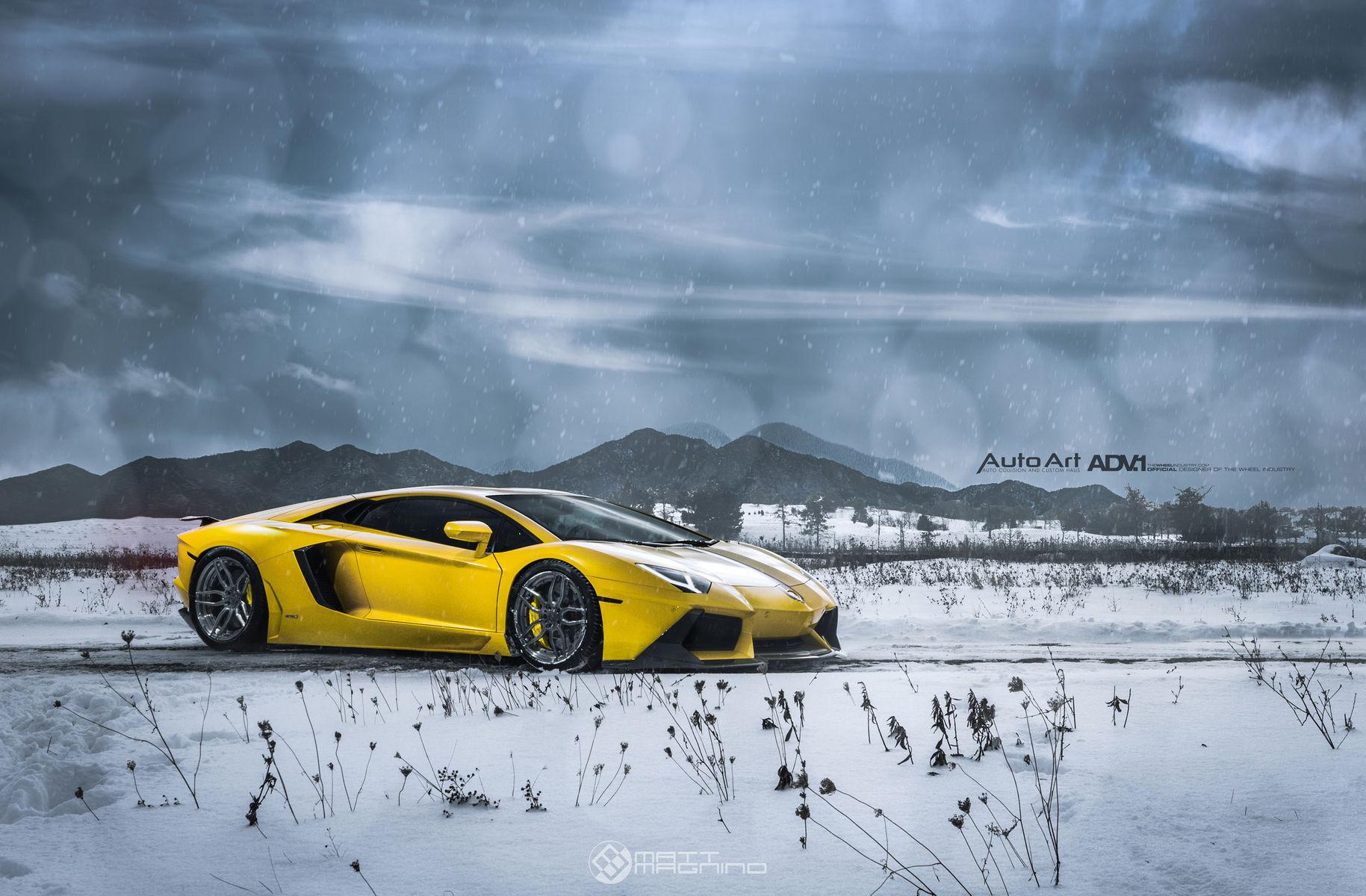 Lamborghini Aventador | Lamborghini Aventador LP700-4