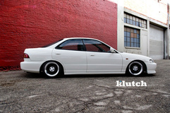 '94 Honda Accord on Lutch SL-1's