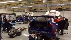 RealTime Racing Testing at COTA
