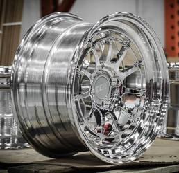 CCW D11L - 3 Piece Custom Forged Wheels