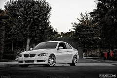'12 BMW 335i on Concept One CS10's