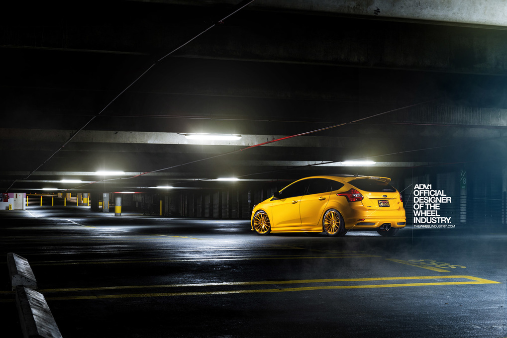 2014 Ford Focus ST | '14 Ford Focus ST on ADV.1's