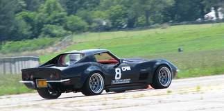 Corvette on Forgeline GA3R Wheels
