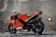 Yamaha YZR500 Replica by NK Racing